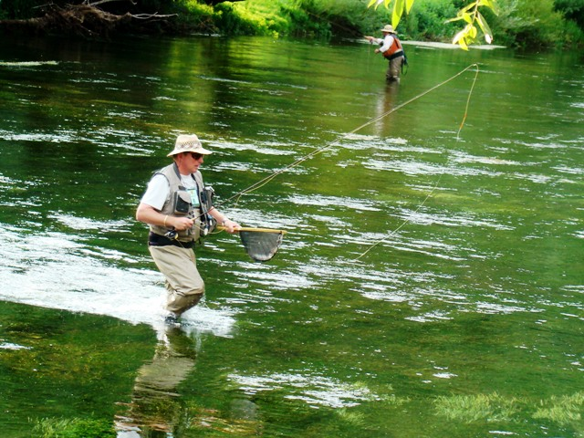 Danilo Bizal donosi ribu na merenje
