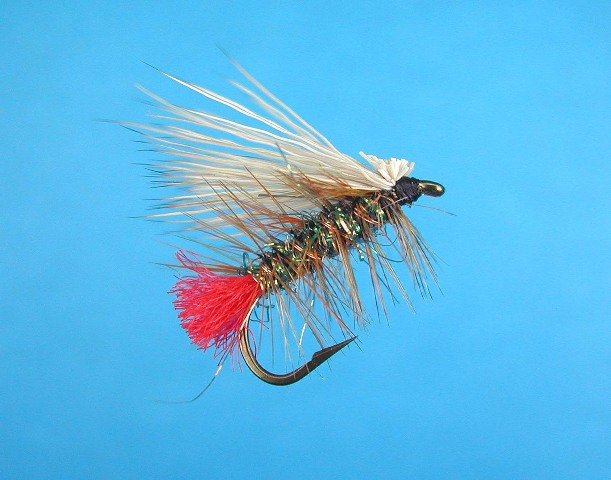 Hot But Caddis