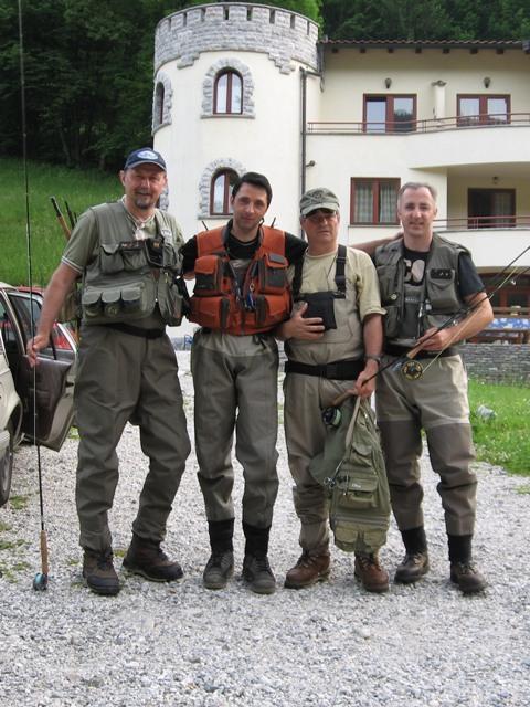 Ivan, Roka, Karlo i Goran