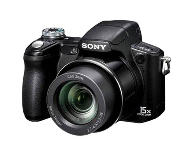 Sony h50 iz prozumer klase