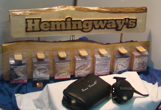 hemingways predvezi - leader