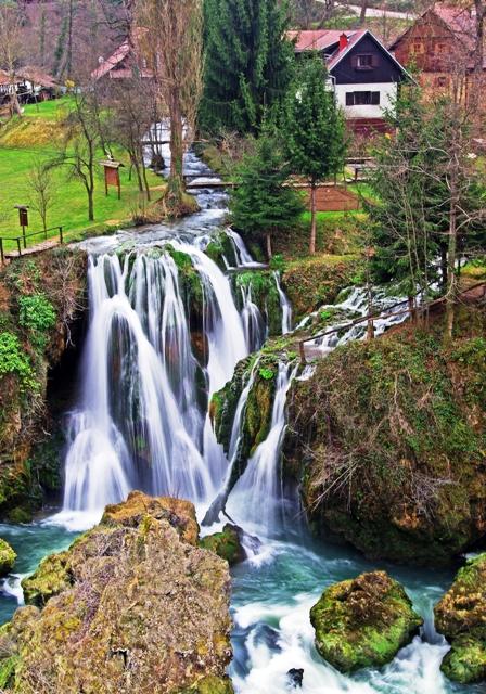 Salmonidne vode u Hrvatskoj