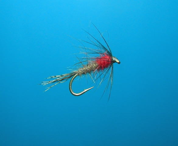 Soft Hackle BWO Nymph (Skyes)
