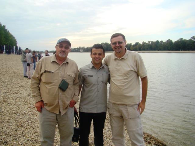 Jokic, Andric i Korhner na Adi