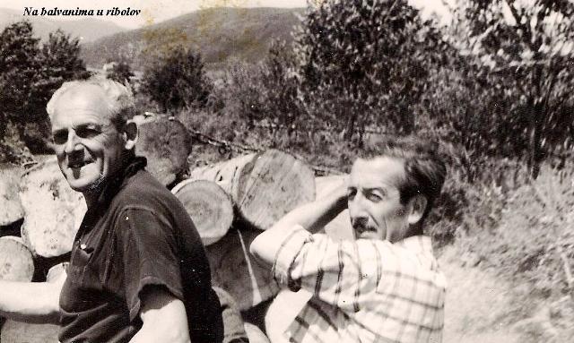 Smajo Koba_li_ i Vesid Hused_inovi_ na Sani 1953 god web