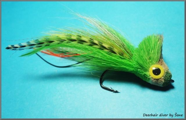 deerhair diver web