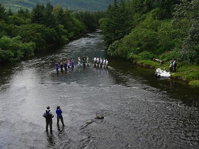 Alaska-River-Wedding