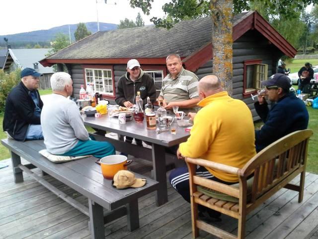 Norveška 2013. – Gloma i Rena