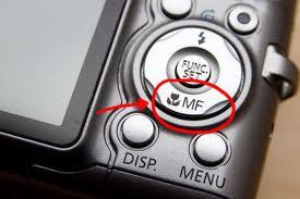 makro opcija na aparatu