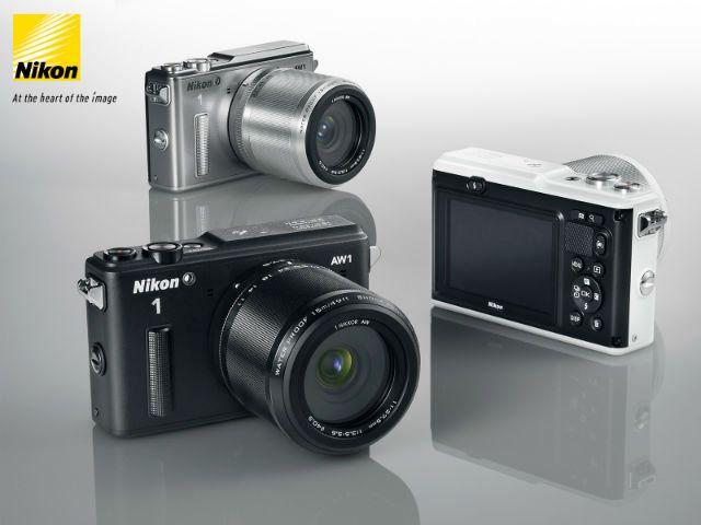 Nikon 1 AW1 promo