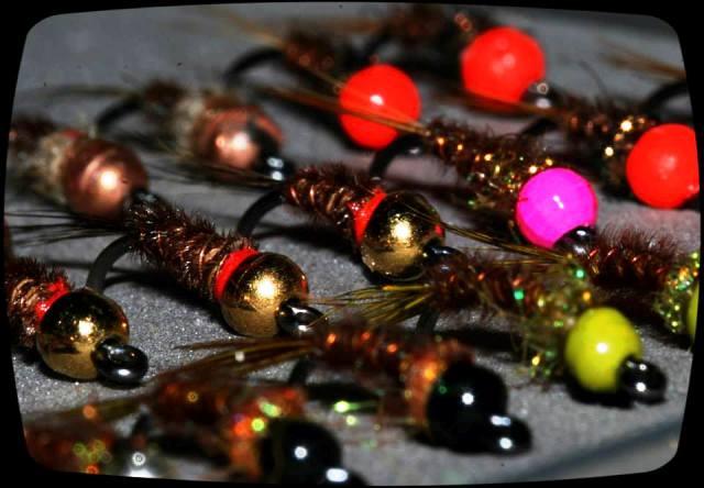Tri mušice
