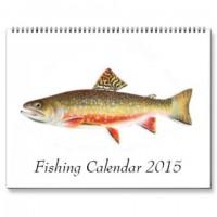 Ribolovački kalendari za 2015.