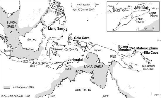 Ancient fish hook map 550