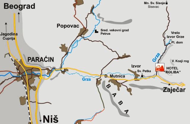 sisevac mapa MAPA grza | List MUŠIČAR sisevac mapa