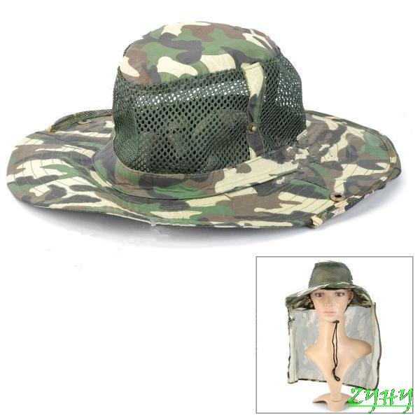 2014-New-Fashion-Outdoor-Fishing-font-b-Hat-b-font-Mosquito-Cap-font-b-Wide-b