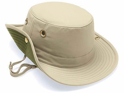 Tilley-Cotton-Duck-Hat-T3-Khaki
