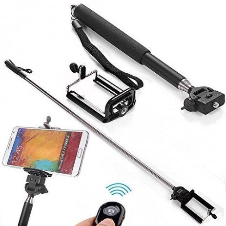 selfie-stap-stick-bluetooth-daljinskim-komplet-slika-45827739