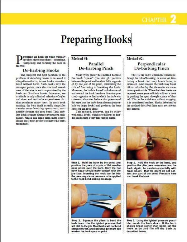 Preparing hooks 1