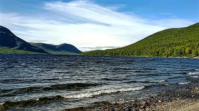 26. Jezero w