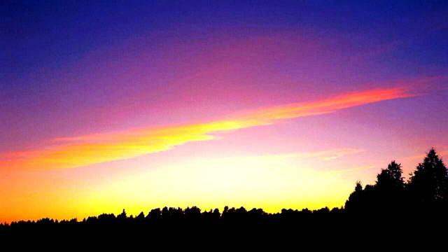 Nebo iznad Lapplanda web