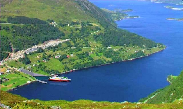 Norvežani grade tunel za brodove!