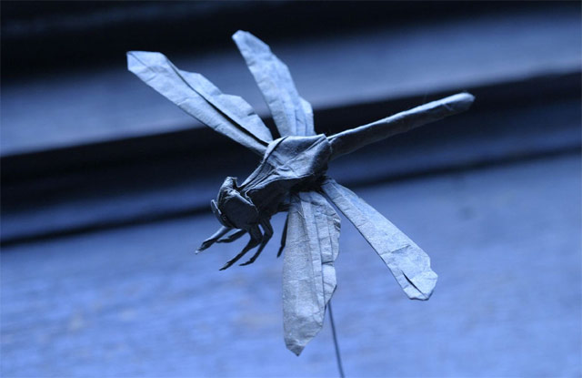 origami-fly