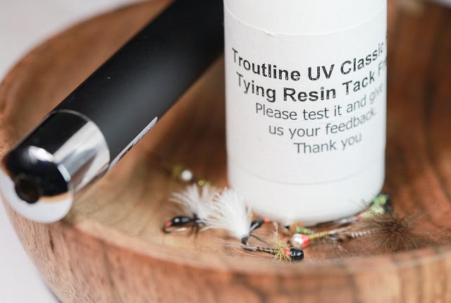 UV komplet i muhe