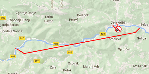 selska-sora-ribolov-muharjenje-zelezniki-zemljevid