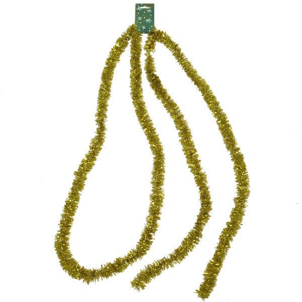 GIRLANDA ZA JELKU (zlatna), 40-412 girlande prodaja