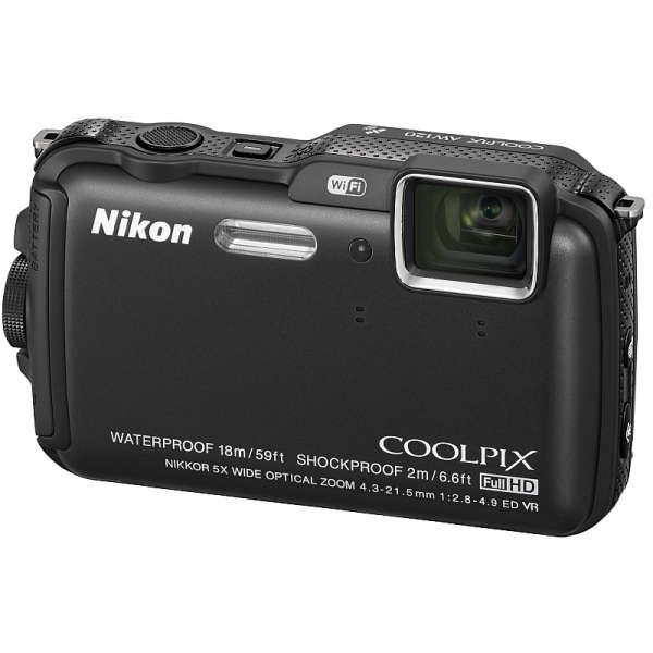 Vodootporni fotoaparat Coolpix Crni AW120 NIKON