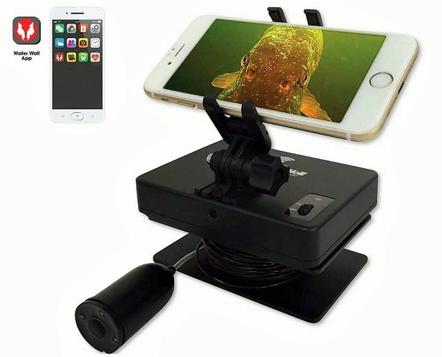 Water Wolf 1.0 kamera – Kamera za podvodno snimanje