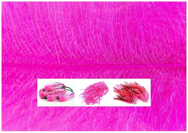 Roze boja (pink) kod mušičarenja