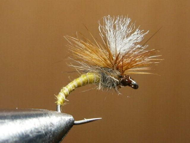 Parašut mušica od kudelje