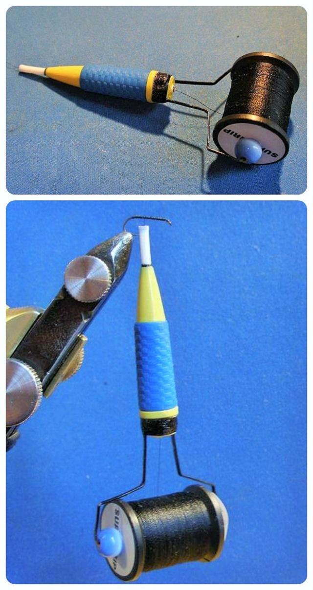 Pravljenje bobine od dela hemijske olovke