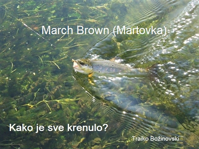 Kako je sve krenulo – March Brown (Martovka)