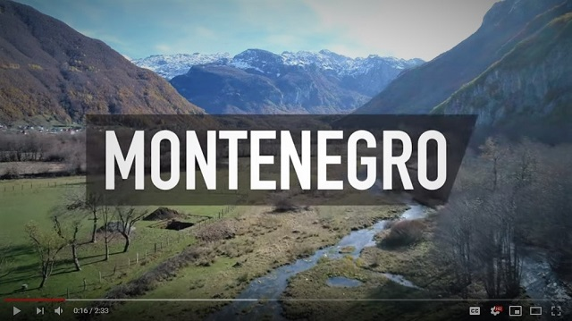 European Fly Fishing Championship in Montenegro – video