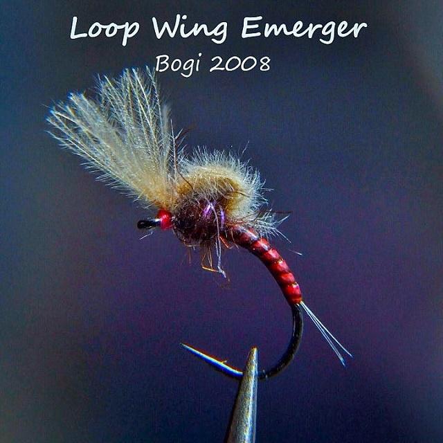 Loop Wing Emerger