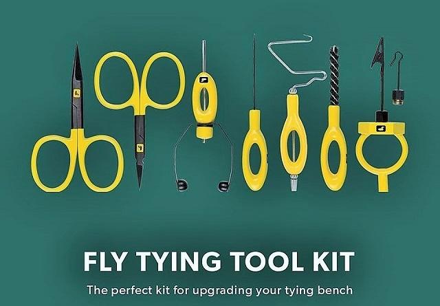 Komplet alata za vezivanje