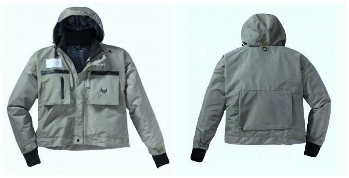 Balzer ribolovačka jakna