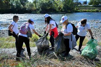 Kako je proteklo čišćenje reka Srbije u 2019. godini?