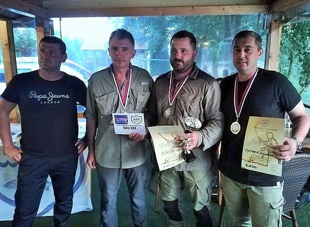 Takmičenje u mušičarenju SRD Banja Luka za 2020.