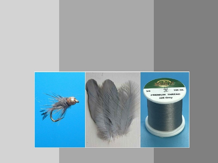 Siva boja kod mušičarenja
