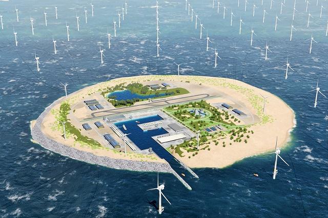 Danska ima projekat ekološki održive proizvodnje električne energije