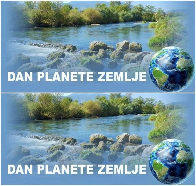 Dan planete zemlje podseća na značaj očuvanja prirode