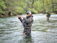 Druženje na rijekama Ribnik i Sanica – galerija