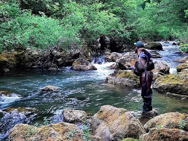 Dobar ribolov na Ćehotini