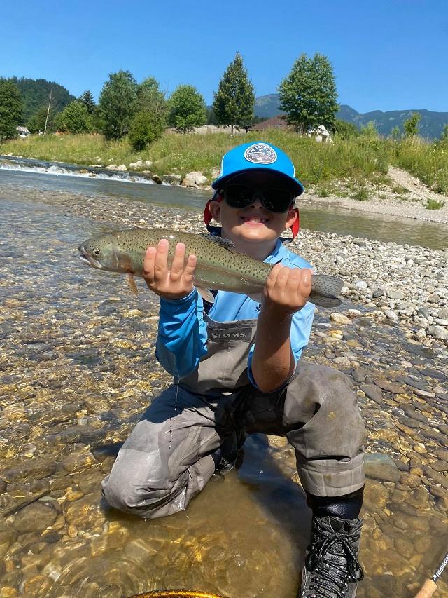 Predstavljanje: Moj sin Vedad – mušičar