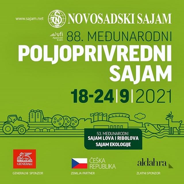 Sajmovi u Novom Sadu septembar 2021.