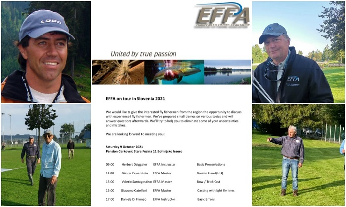 EFFA meeting in Slovenia – najava