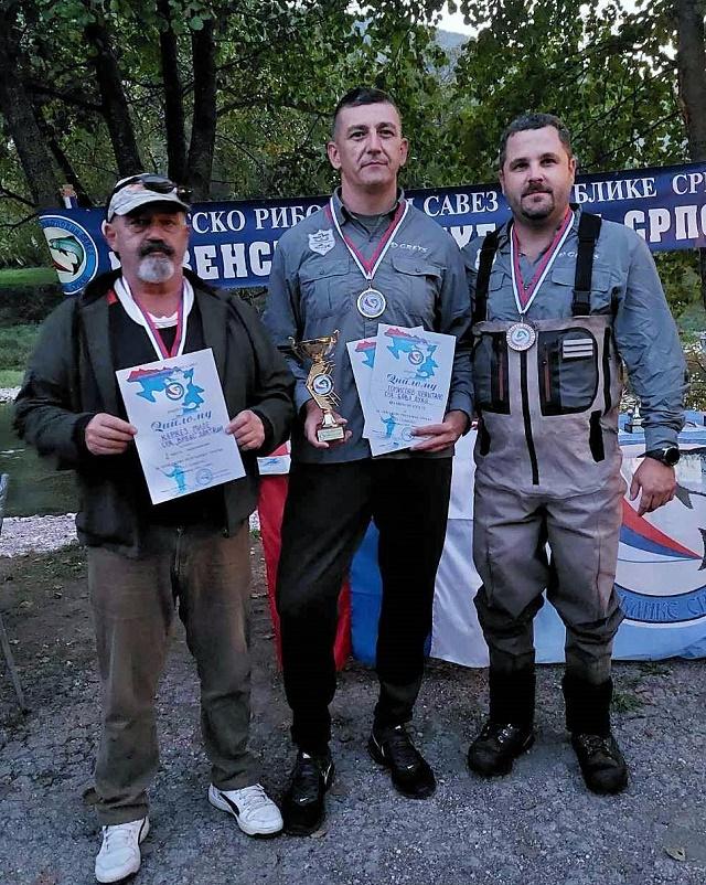 Izvještaj sa prvenstva SRS Republike Srpske u mušičarenju